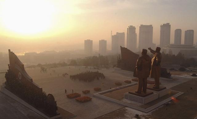 Ngợp mắt trước những công trình kiến trúc ấn tượng ở Triều Tiên - 6