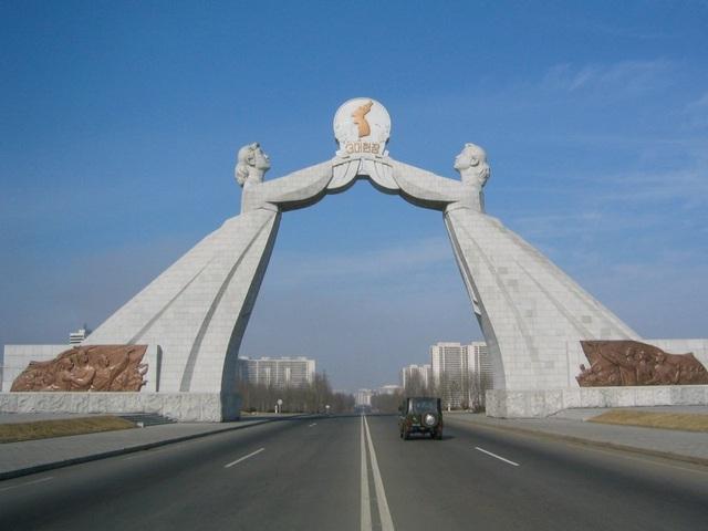 Ngợp mắt trước những công trình kiến trúc ấn tượng ở Triều Tiên - 7