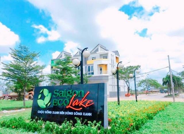 Saigon Eco Lake có mức giá rẻ hơn khoảng 30% so với mức giá thị trường tại khu vực này