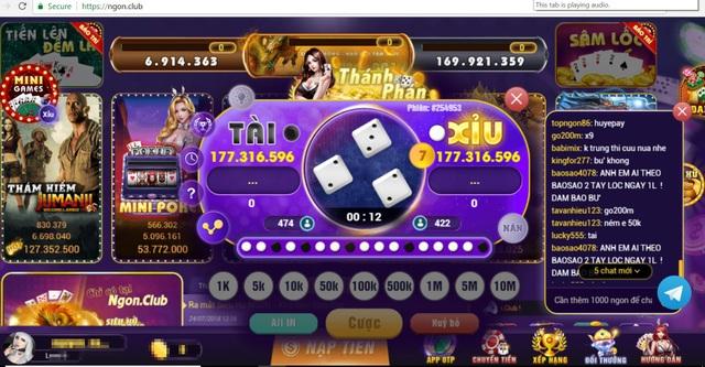 """Sau vụ ông Nguyễn Thanh Hóa, """"game ảo, tiền thật"""" vẫn công khai hoạt động - 3"""