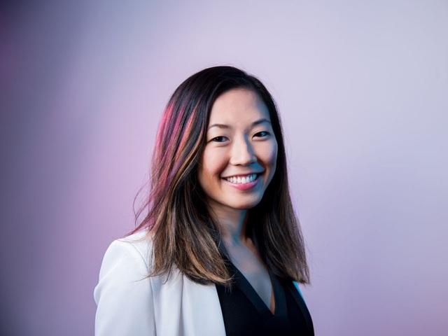 Alice Zhang, CEO kiêm đồng sáng lập 29 tuổi của công ty nghiên cứu thuốc VergeGenomics. Ảnh: Verge Genomics