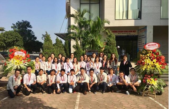 Nhóm du học sinh Akira tham gia tập huấn trong chương trình Học bổng Joho.