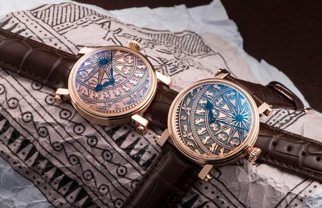 Bộ sưu tập đồng hồ Speake-Marin Dong Son The Sun giới hạn 18 chiếc (số lượng giới hạn 18 chiếc tượng trưng cho 18 đời Vua Hùng), được sáng tạo trên ý tưởng mặt trời đem lại sức sống cho muôn loài.