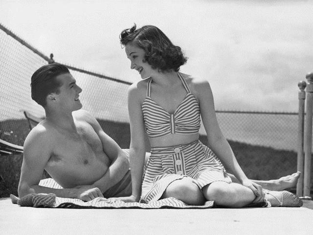 Nhiều thập kỉ trước người Mỹ đã đi nghỉ hè như thế nào? - 8