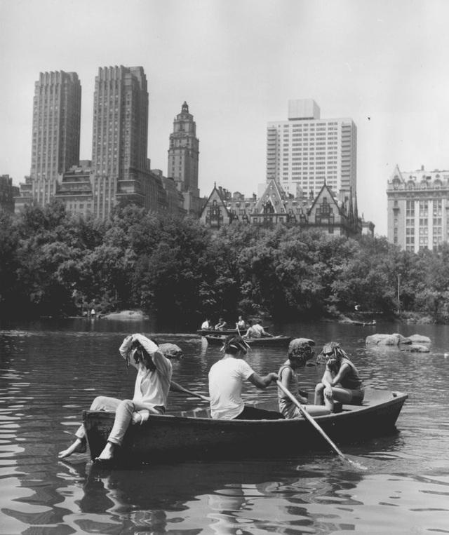 Nhiều thập kỉ trước người Mỹ đã đi nghỉ hè như thế nào? - 9