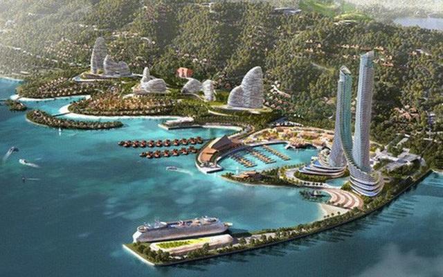 Cấp phép 1/500 toà nhà cao nhất Việt Nam tại Vân Đồn - 1