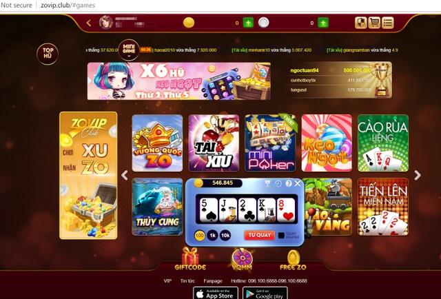 """Sau vụ ông Nguyễn Thanh Hóa, """"game ảo, tiền thật"""" vẫn công khai hoạt động - 12"""