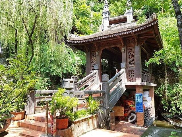 Ông Nguyễn Văn Son vừa có tờ trình, đơn xin hoạt động lại điểm du lịch tại khu vực núi Cái Hạ.