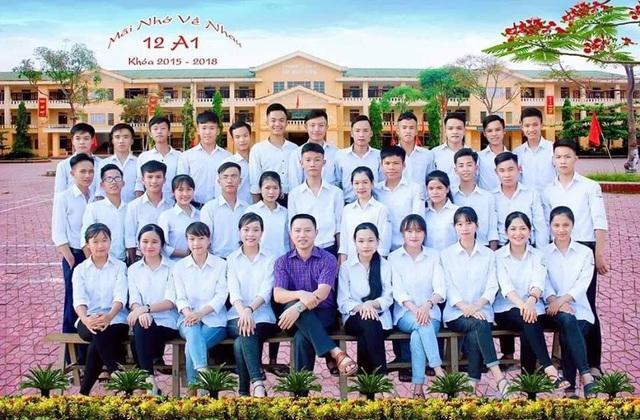 Lớp 12A1, trường THPT Cù Huy Cận có 34 học sinh thì cả 34 em đậu đại học
