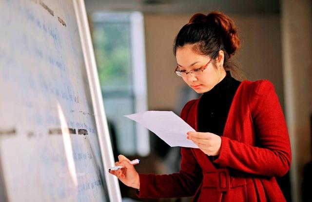 Cơ hội trở thành giảng viên của Đại học Hà Nội - 1