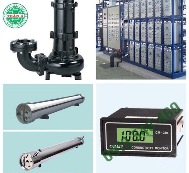 Một số linh kiện đang được công ty cung cấp.