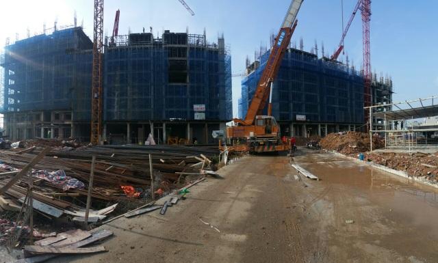 """Tiến độ xây dựng chung cư """"hot"""" nhất Long Biên hiện nay - 2"""