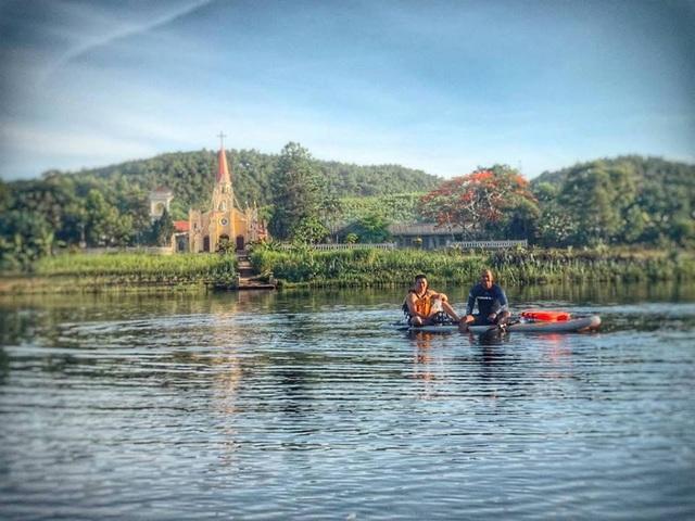 Những cảnh đẹp của Huế được các thành viên ghi lại trên sông Hương