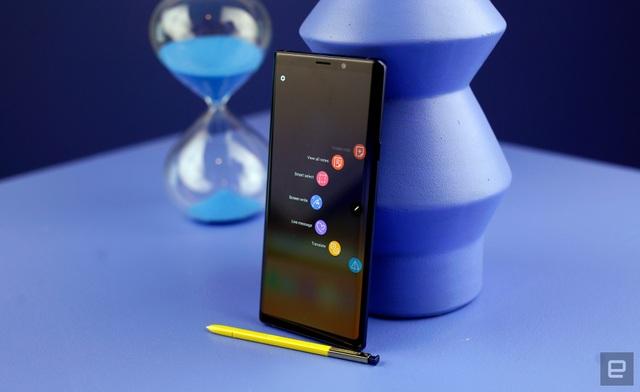 Bút S Pen Galaxy Note9 gây ấn tượng với giới công nghệ Việt - 3