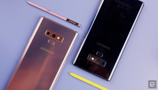 Bút S Pen Galaxy Note9 gây ấn tượng với giới công nghệ Việt - 4