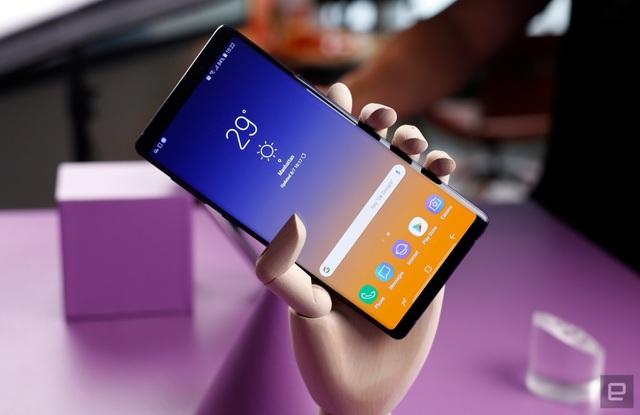 Bút S Pen Galaxy Note9 gây ấn tượng với giới công nghệ Việt - 5