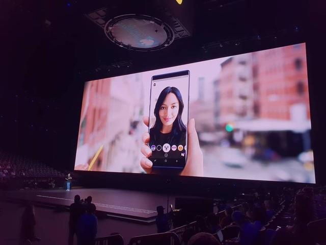 """Galaxy Note9 ra mắt với pin """"khủng"""", cây viết S-Pen có thể chụp ảnh selfie - 12"""