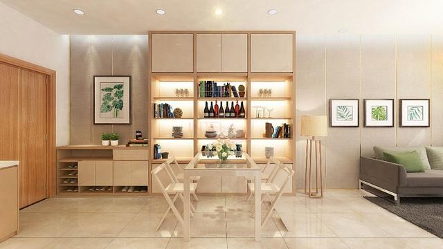 Với chính sách hấp dẫn và diện tích linh hoạt, khách hàng trẻ dễ dàng sở hữu căn hộ Saigon Intela