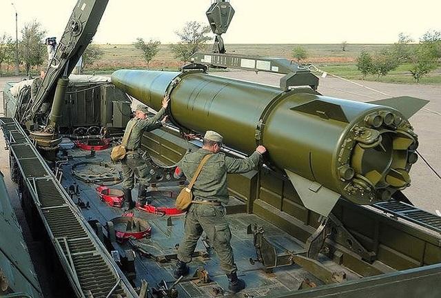 Nga triển khai 10 tổ hợp Iskander-M diễn tập quy mô lớn - 1