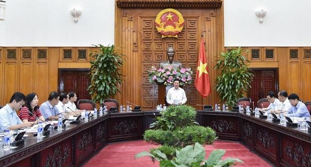 Lãnh đạo Chính phủ yêu cầu các Bộ ngành tập trung mọi nguồn lực chuẩn bị cho WEF ASEAN