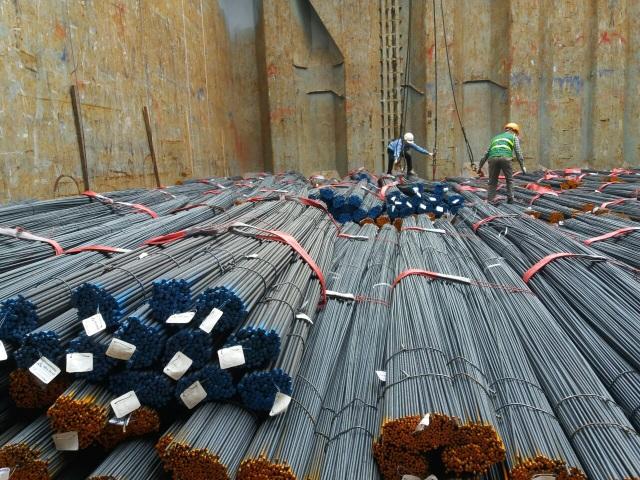 Hòa Phát đã tiêu thụ xấp xỉ 1,5 triệu tấn thép xây dựng sau 8 tháng