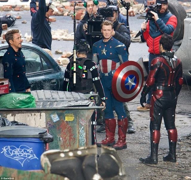 """""""Avengers 4"""" được Marvel đặt kỳ vọng là điểm mốc của sự chuyển mình trong dòng phim siêu anh hùng do hãng này sản xuất."""