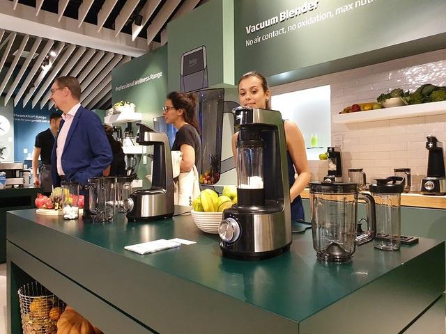 Ngắm loạt thiết bị dành cho nhà bếp thông minh của Beko tại IFA 2018 - 6