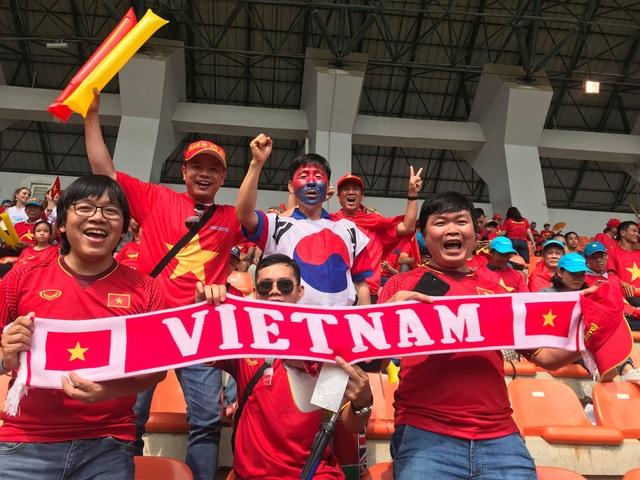Ai cũng tin tưởng Việt Nam sẽ chiến thắng