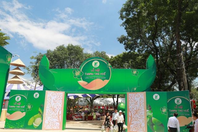 Lễ hội thanh trà Huế