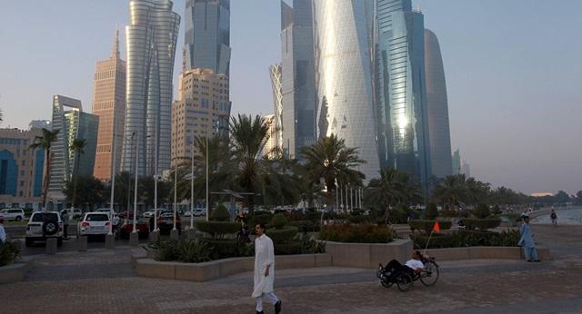 Thủ đô Doha, Qatar (Ảnh: Reuters)
