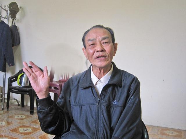 Cụ Nguyễn Viết Hiếu vẫn nhớ nguyên vẹn từng câu nói của Bác Hồ trong lần Bác về Sầm Sơn năm 1960.