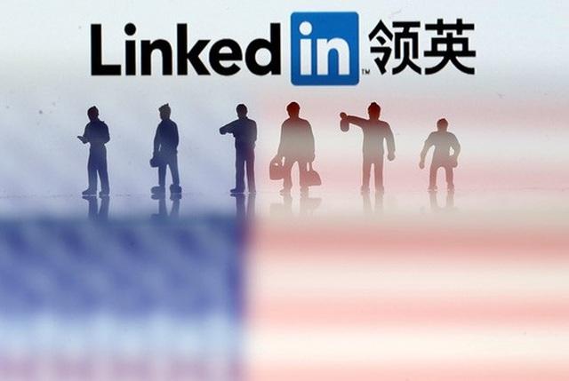 Các cơ quan gián điệp Trung Quốc bị cáo buộc sử dụng tài khoản giả mạo trên mạng xã hội nghề nghiệp LinkedIn trong nỗ lực tuyển mộ người Mỹ. Ảnh: Reuters