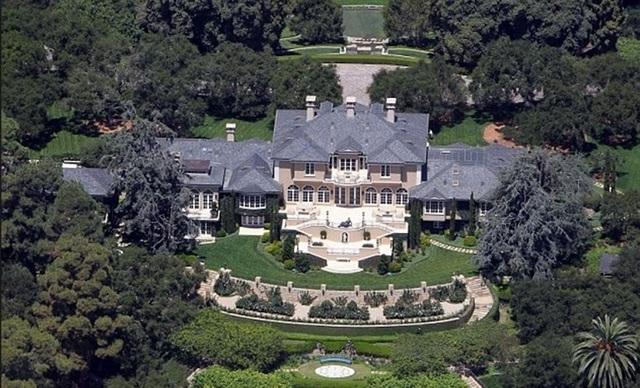 Chiêm ngưỡng những ngôi nhà đắt đỏ mà người nổi tiếng hiện đang sở hữu - 2