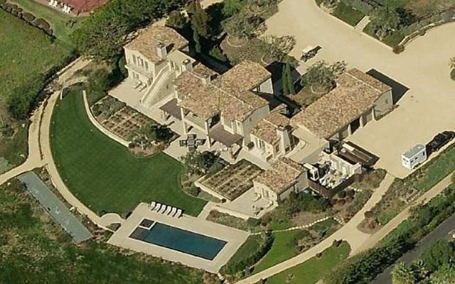 Chiêm ngưỡng những ngôi nhà đắt đỏ mà người nổi tiếng hiện đang sở hữu - 12