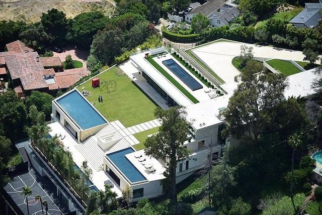 Chiêm ngưỡng những ngôi nhà đắt đỏ mà người nổi tiếng hiện đang sở hữu - 4