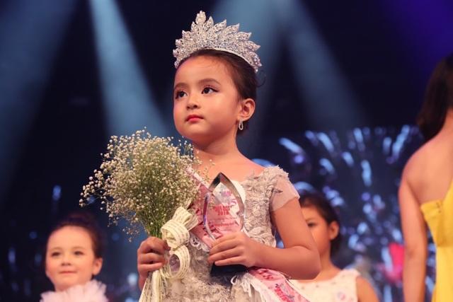 (hoa hậu nhí Việt Nam 2018 – Nguyễn Thủy Tiên)