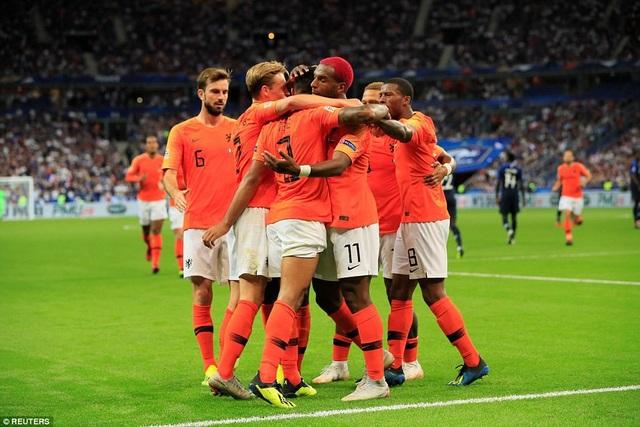 Đội tuyển Hà Lan đang thiếu đi những ngôi sao sáng