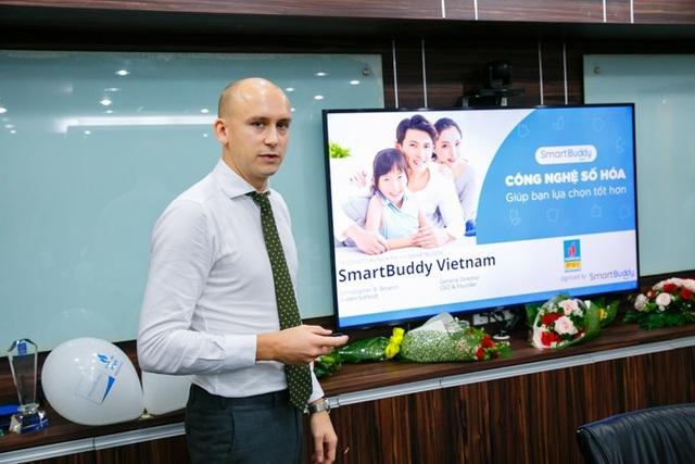Giới thiệu sản phẩm bảo hiểm trực tuyến Bảo hiểm PVI - SmartBuddy