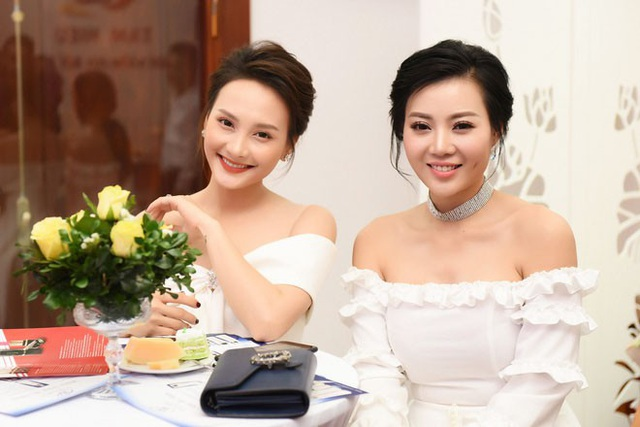 Cả Thanh Hương và Bảo Thanh đều thu hút sự chú khi tham dự sự kiện không chỉ bởi nhan sắc gợi cảm mà còn vì những vai diễn đầy thu hút trên màn ảnh.