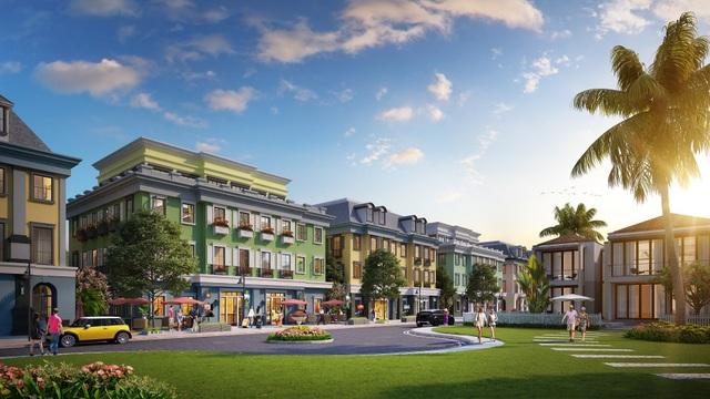 Boutique Shophouse mang cơ hội vàng đến các nhà đầu tư.