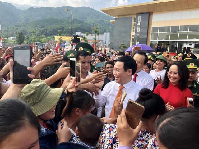 Mở cửa khẩu thông thương Việt Nam với Khu tự trị dân tộc Choang - Trung Quốc - 10