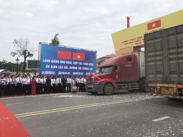 Mở cửa khẩu thông thương Việt Nam với Khu tự trị dân tộc Choang - Trung Quốc - 13
