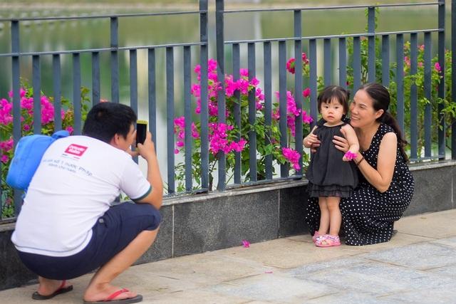 Toàn cảnh lá phổi xanh 130.000 m2 mới hoạt động ở Hà Nội - 11