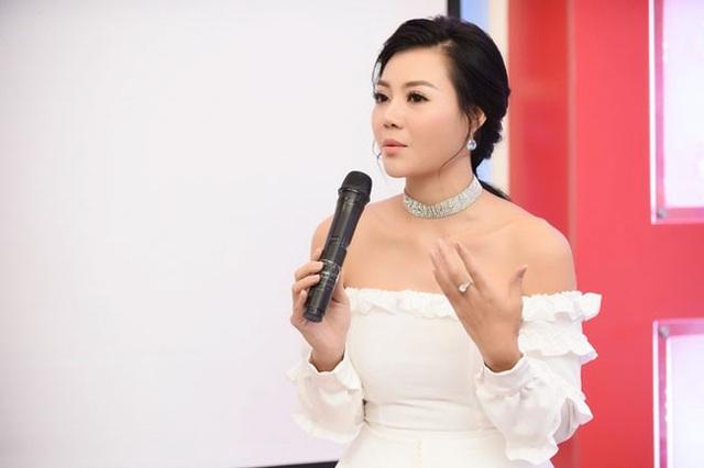 Thanh Hương chia sẻ, chị phát điên khi vào vai Lan cave phim Quỳnh búp bê.