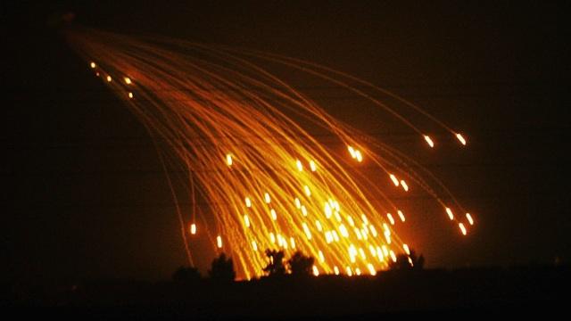 Nga cáo buộc Mỹ và đồng minh đang lên kế hoạch cho một cuộc không kích vào Syria. (Ảnh minh họa: Getty)