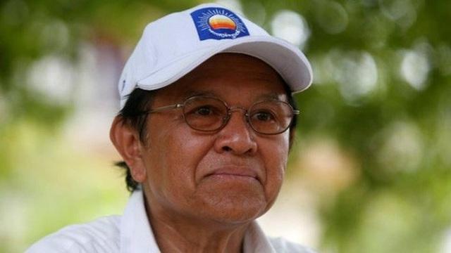 Ông Kem Sokha. Ảnh: Reuters
