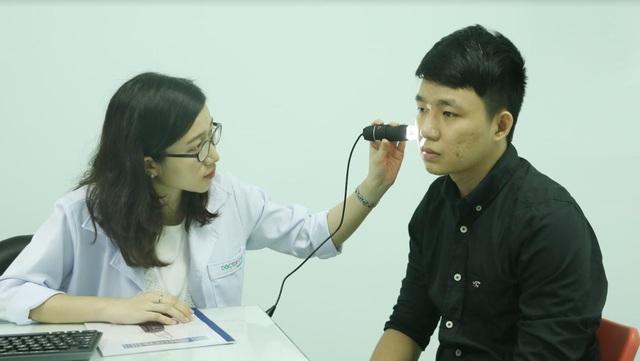 Sẹo rỗ là một ca khó trong ngành da liễu đòi hỏi một tiến trình điều trị rất dài và gian nan.