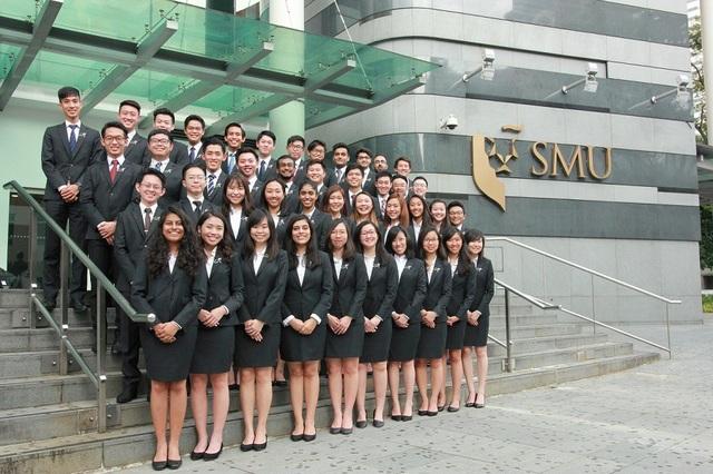Định hướng chung của SMU là đào tạo nên những nhà lãnh đạo và quản lý