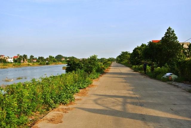 Đến nay, toàn thôn Yên Lão có trên 90% số hộ dùng nước máy