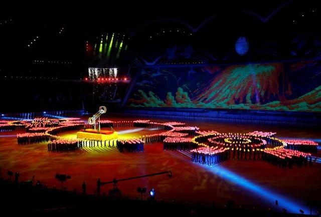 Đây là lần đầu tiên Triều Tiên tổ chức lại Mass Games sau 5 năm tạm dừng.